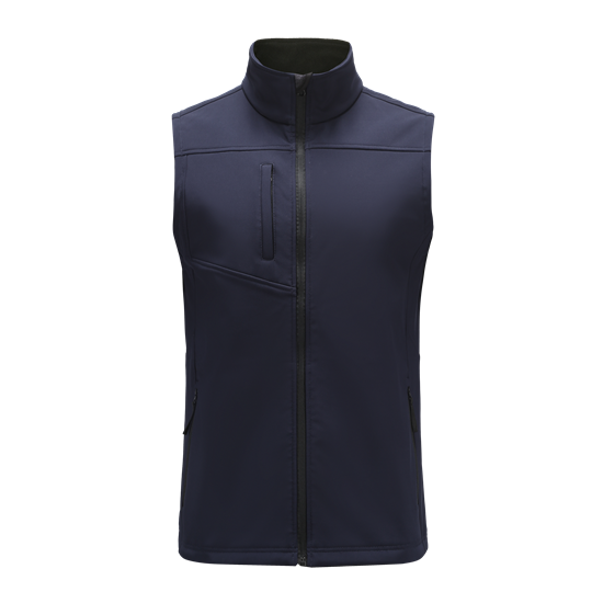 BLUEOCEAN-Recycled men's polyshell vest