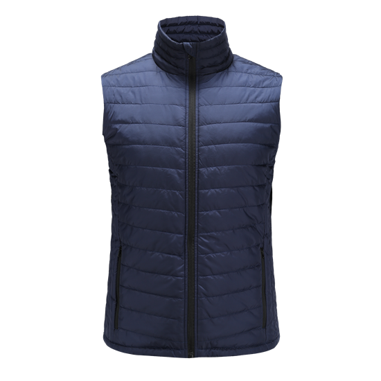 REVIVAL-Recycled Polyester  MEN'S GILET