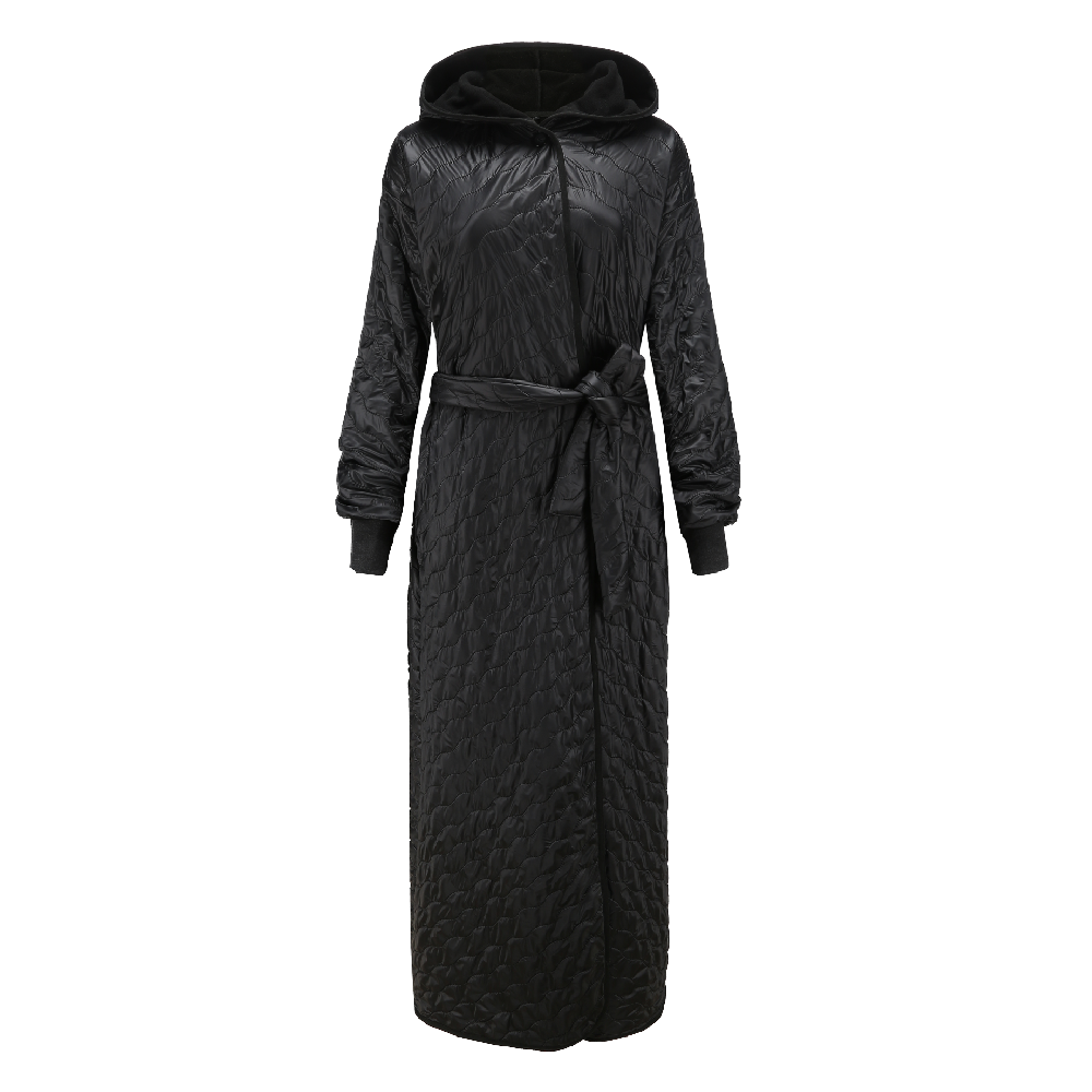 CARE-Recycled WOMEN'S ROBE
